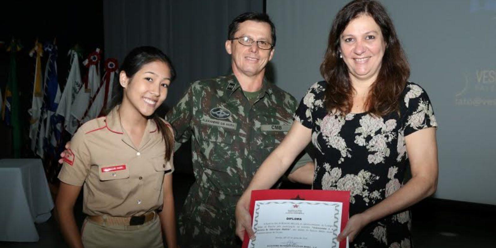 Colégio Militar em Brasilia
