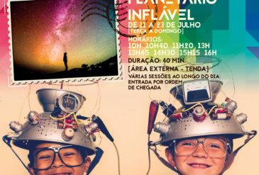 Planetário da OBA visita o Museu Catavento